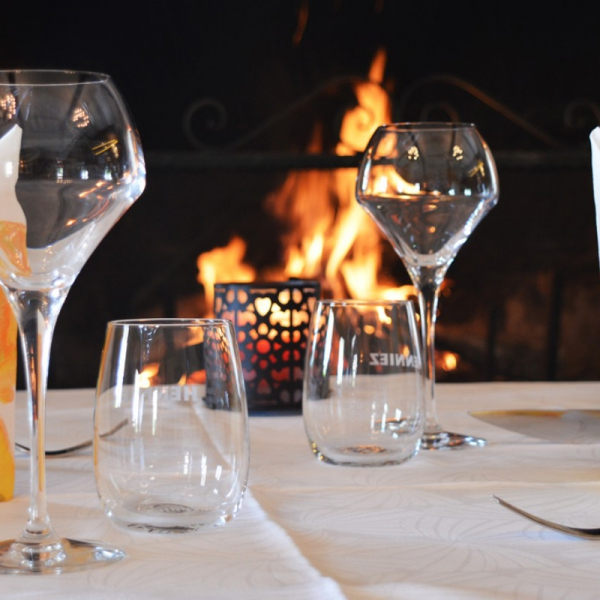 Restaurant pour diner amoureux Payerne